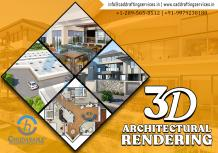 Architectural 3D Rendering | Architectural 3D Visualization