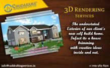 3D Rendering | Modelling Global Service Providers
