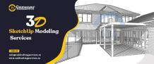 Architectural SketchUp 3D Modeling Services - COPL
