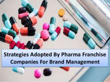 4 key points to implement made by Pharma franchise companies