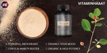 Ashwagandha + Energy + Stamina Booster + Antioxidant - VitaminHaat
