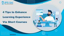 4 Tips to Improve Your Learning Experience Effectively
