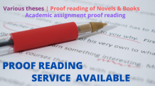 Prolancerr. - Proofreading & Editing