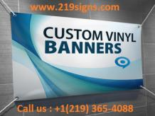 How do vinyl banners benefit your business? – 219Signs
