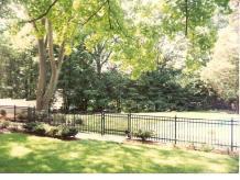 Orange Fence & Supply Photo Album - Finished Fencing Projects