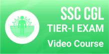 SSC CGL Online Video Courses 2020