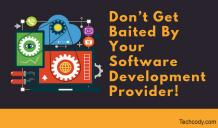 Find & choose the right software development provider company