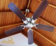 Designer Ceiling Fans with Lights - The Fan Studio
