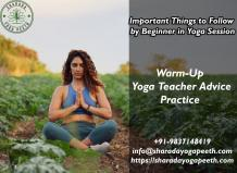Important Things to Follow by Beginner in Yoga Session