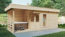 Some Amazing Benefits of Having An Outdoor Sauna