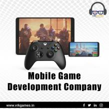 Top 5 Mobile Game Development Companies In India.