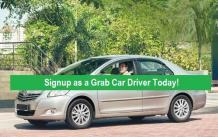 grab car driver registration