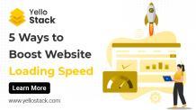 How to improve Website Loading Speed? - Yellostack