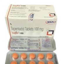 Buy Tapentadol Online From Reliable Online Pharmacy