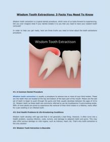 When Do You Need Urgent Dental Care in Houston?