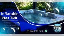 Inflatable Hot Tub Hire Bristol