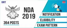 NDA 2020, NDA  details, Exam Pattern, Syllabus, Salary, Vacancy, Exam Dates