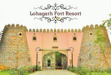 Lohagarh Fort Resort is the best hotel in Jaipur to experience princely stay.