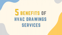 Top 5 Benefits of HVAC Drawings Services
