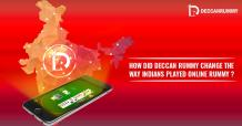 Deccan Rummy - The trendsetter of Indian Online Rummy - Blog