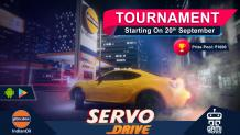 Servo Drive - Race Against Time — Are you ready to compete in Servo Drive...