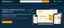 Choosing Fastest Wordpress Themes through Themeatlas