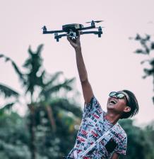 Drohnen-Versicherung | Drohnenhaftpflicht | Ab 3,77€ pro Monat