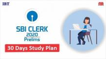 SBI Clerk Prelims 2020 - One Month Study Plan | MakeMyExam