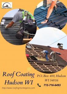 Roof Coating Hudson WI – Telegraph