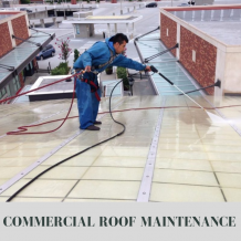 Commercial Roofing Service — Hire Commercial Roof Maintenance Service  Keep...
