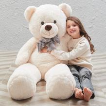Giant teddy bear & kid's Development – Boo Bear Factory