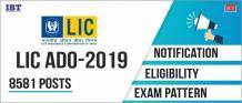 LIC ADO 2020 Exam - Makemyexam