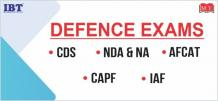 Defence Exams 2020. Defence Services Examinations, details about Defense exams