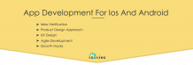 App Development For IOS and Android