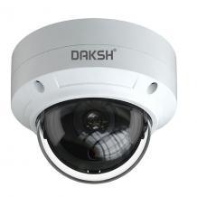 8MP IP dome camera   Daksh CCTV India Pvt Ltd
