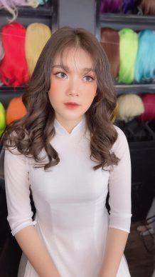 Dịch vụ makeup kỷ yếu TINA LE MAKE UP