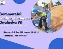 Commercial Roofing Services Onalaska WI