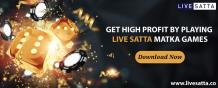 GET HIGH PROFIT BY PLAYING LIVE SATTA MATKA GAMES – Live Satta App   Satta Matka App   Online Satta Matka Play App