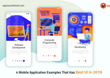 4 Mobile Application Examples That Has Best UI in 2019