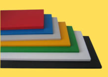 What are the advantages of a rigid PVC sheet?