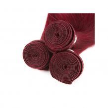 Loose Wave Hair Bundles Lace Closure