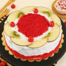 Online Cake Delivery In Ahmednagar From MyFlowerTree
