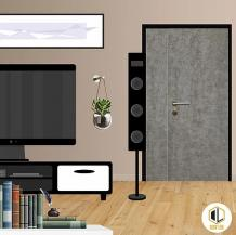 What sort of material you can use for your HDB main door?