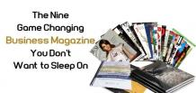 Top Nine Best Business Magazines You Don't Want to Sleep On