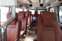 tempo traveller delhi | rent tempo traveller | @Rs 15 per km