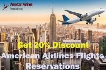 Book Cheap Flights To New York With American Airlines Flights Reservations