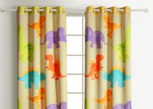 Printed Kids Curtains for a Playful Aura | SwayamIndia