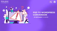PSD to WordPress Conversion- 10 Mistakes to Avoid - Professional Website Design   Website Development Company India