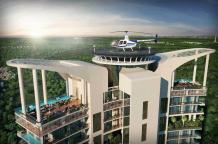 Leela Sky Villas - Top Luxury Apartment in Central Delhi